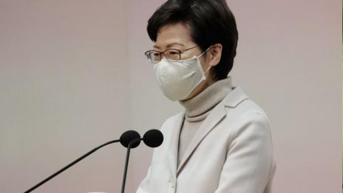 林鄭月娥:港府將不遺餘力推動大灣區發展