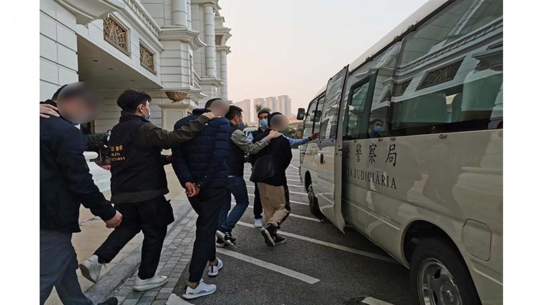司警局展開冬防行動 淨化社會治安環境