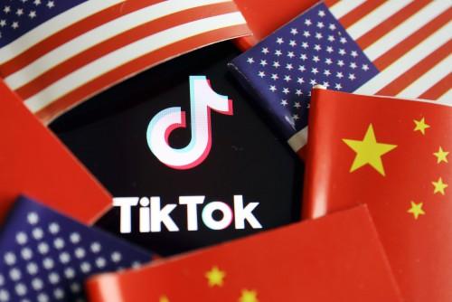 外交部回應TikTok被打壓:敦促美方糾正歇斯底里的錯誤做法