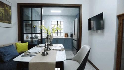 86㎡百年老宅,結構不能動、老家具不捨得丟,設計師竟然搞出了這麼個方案!