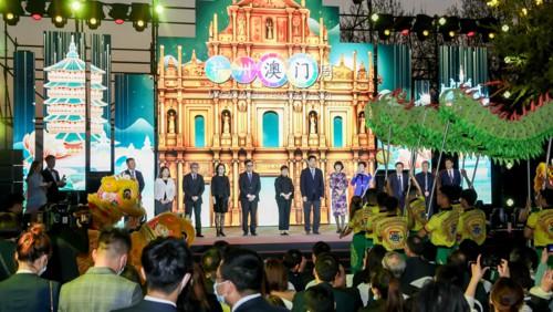 「澳門銀河」世界級奢華綜合度假城 亮相杭州澳門周