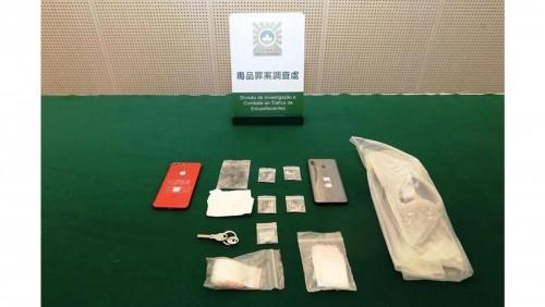 兩越南男女涉販毒被拘