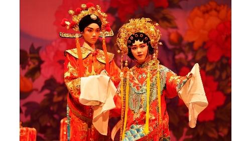演院戲劇學校兒童、青少年粵劇表演基礎課程招生