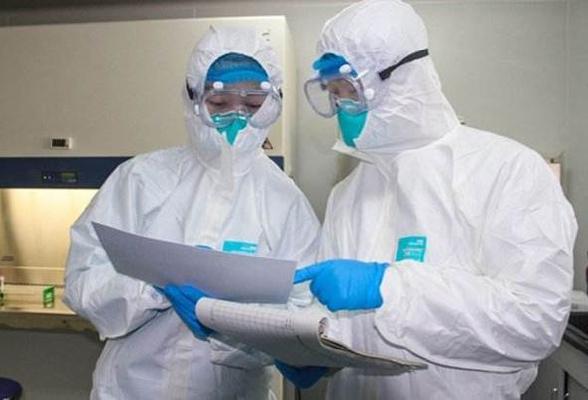 珠海市一名由烏克蘭回國人士核酸檢測結果呈陽性