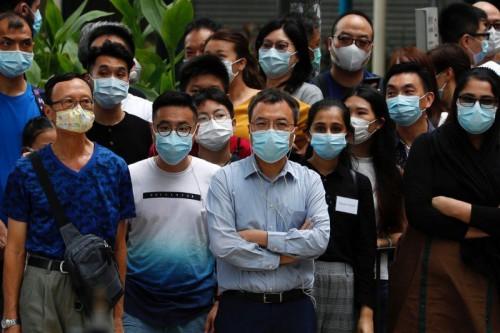 香港新冠肺炎新增確診數字回落單日增33宗