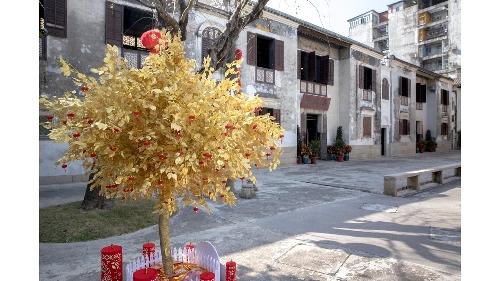 文化局新春期間藝文場館開放與巿民度新歲