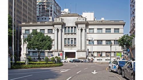 南灣舊法院大樓的建築特色