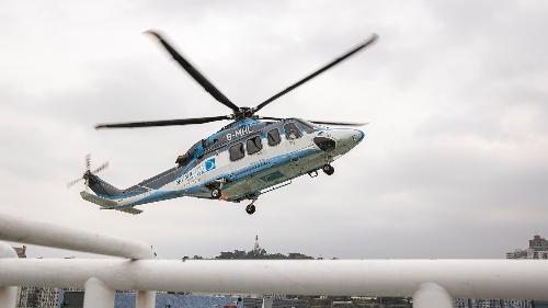 """""""澳人食住遊""""直升機遊艇項目反應熱烈採抽籤形式"""