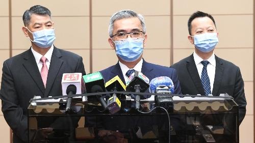 黃少澤:特區政府致力維護國家安全