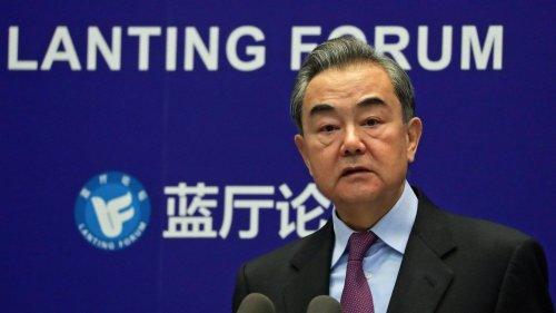 王毅:關於新疆聳人聽聞說法純屬惡意政治炒作