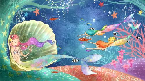 【菁菁校園】人魚公主的秘密