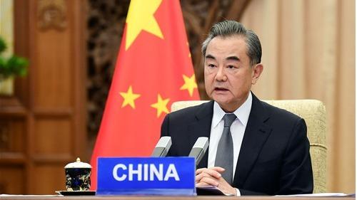 王毅外長發表新年致辭 願與美國重啟對話