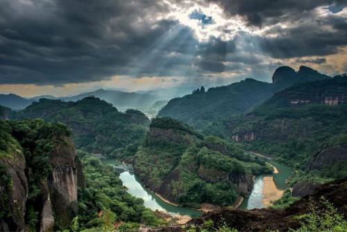 【世界自然與文化雙重遺產系列 叁】武夷山