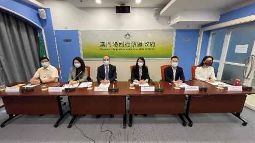 澳門特區以中國代表團身份參與聯合國麻委會之線上會議