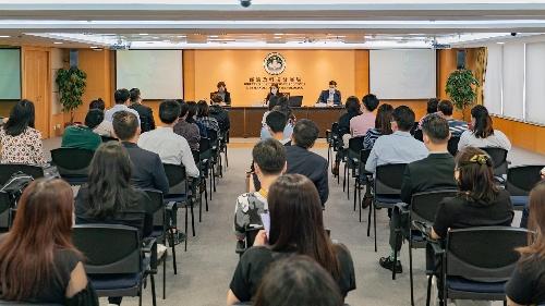 經科局續辦新鼓勵計劃專場講解會 與會者關注申請條件及補貼範圍