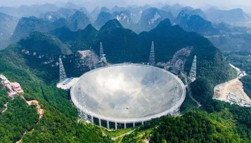 【名家隨筆】參觀「中國天眼」