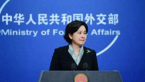 外交部駁涉緬問題謠言 華春瑩:挑撥中緬關係
