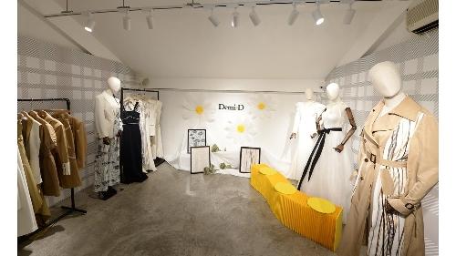 時尚廊原創服裝展以向日葵展現樂活態度