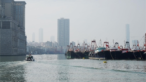 清明期間海事局部署內港漁船防火計劃