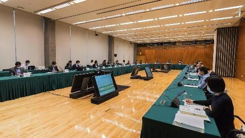 文化遺產委員會舉行平常全體會議