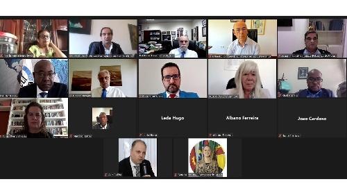 澳大舉辦線上葡萄牙語大學聯會年會