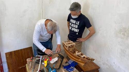 文化局辦造船工藝體驗班推動認識本地文化 新一期體驗班現接受報名