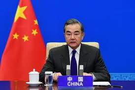 王毅:中方開展新冠疫苗國際合作,從不謀求任何地緣政治目標