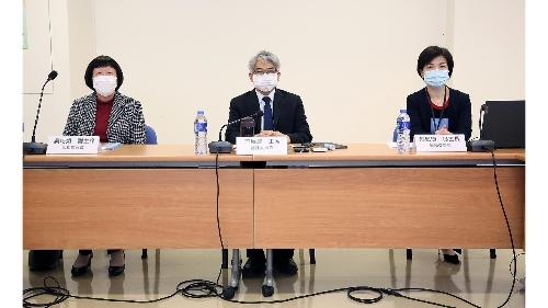 第四屆醫務委員會舉行第8次全體會議