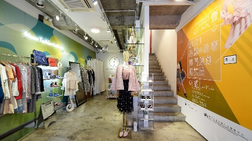 時尚廊集合店展銷多元原創品牌