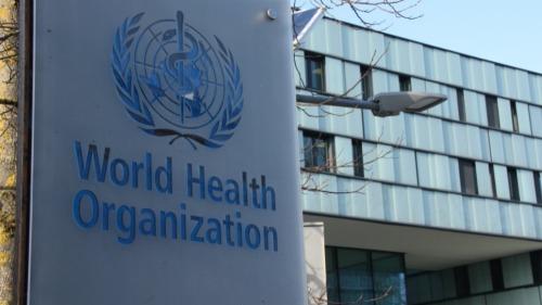 世衞:全球病例連降5周 病毒新變種蔓延