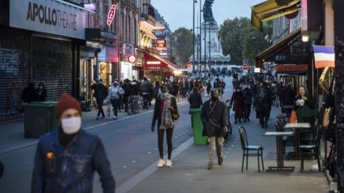 研究表明新冠病毒前年11月已在法國傳播